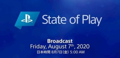 「State of Play」將帶來PS4、PS VR、PS5的遊戲最新情報!