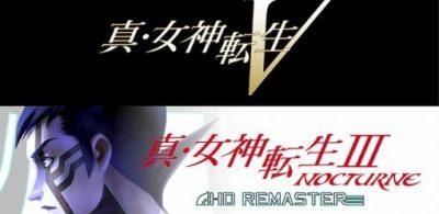 《真・女神轉生V》新預告大公開!《真・女神轉生Ⅲ NOCTURNE》HD重製版發售決定!