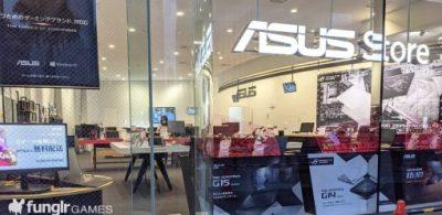 日本唯一ASUS直營店「ASUS Store Akasaka」結束營業&出清拍賣