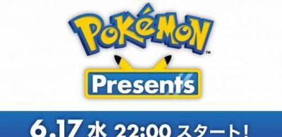 今晚9點開始「Pokemon新作發佈會Pokémon Presents」