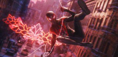 蜘蛛俠遊戲新作Marvel's Spider-Man Miles Morales將登上PS5平台