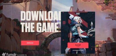 新作FPS《VALORANT 特戰英豪™》現已上線 開放全球免費遊玩