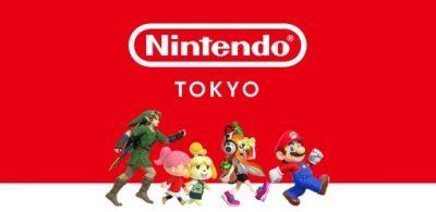 Nintendo TOKYO於6/1重新營業!目前實施網路預約制。