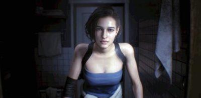 「惡靈古堡3 重製版(Resident Evil 3)」吉兒與卡洛斯的經典服裝登場!