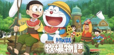 「哆啦A夢 牧場物語」在PlayStation 4登場!7月30日(四)公開發售