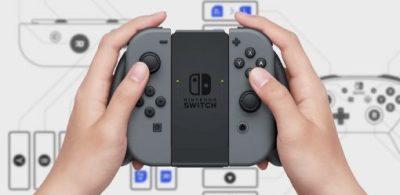 Nintendo Switch新增「更改按鍵配置」功能的詳細解說!