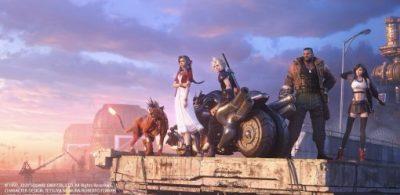 「FINAL FANTASY VII REMAKE」主要角色的新形象、公開了!