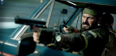 《決勝時刻:黑色行動冷戰》第一支劇情戰役實機遊玩影片揭露