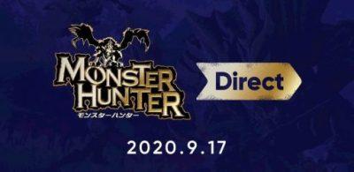 魔物獵人RISE、魔物獵人STORIES2情報來了!「MONSTER HUNTER Direct 2020.9.17」發表!