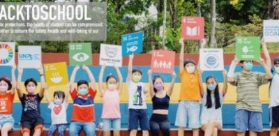 UN75對話 – 愛的家Family Mask為聯合國Global Goals Week 2020推出#BackToSchool計劃
