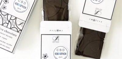 日本首度!發售含有CBD油的「可食用的滿足感」朱古力棒