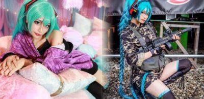 【後篇】「SEGA・Atlus TGS2020 ONLINE cosplay大賽」的出場coser「猫宮のえる」特集!
