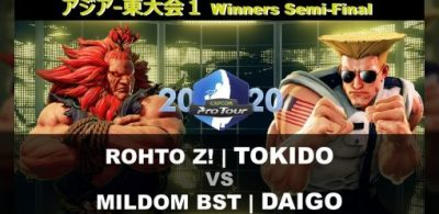 「 Capcom Pro Tour Online 2020」的「亞洲-東大會1」11部比賽影片在官方YouTube頻道公開!
