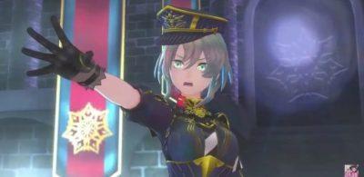 櫻花革命連續動畫 第一彈 黑衣的普拉娜 大帝國華撃團B.L.A.C.K.成員介紹