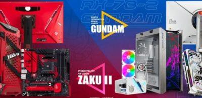 ASUS將於日本發售「機動戰士GUNDAM」限定聯名款!夏亞的3倍速路由器!