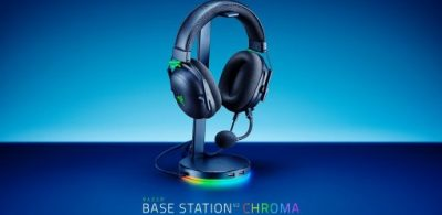 讓聲光效果更上一層樓!「雷蛇 Base Station V2 Chroma」將以三種顏色華麗上市!