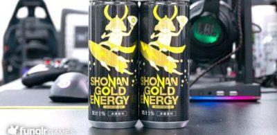 神奈川限定能量飲!以使用了「夢幻柑橘」的SHONAN GOLD ENERGY來提升心情吧!