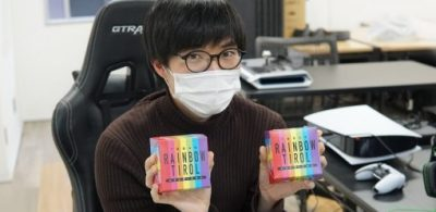 色彩繽紛!閃耀著彩虹光芒的電競滋露巧克力「大滋露〈Rainbow BOX〉」開賣!