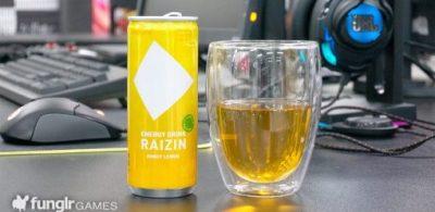 溫和味道的能量飲料!讓「RAIZIN HONEY LEMON」為身心暖活一下吧?