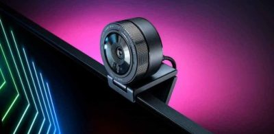 Razer發表可拍攝1080p、60fps無損格式的超高畫質網路攝影機「Razer Kiyo Pro」!