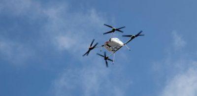 三星攜手Manna為愛爾蘭顧客推出無人機配送服務