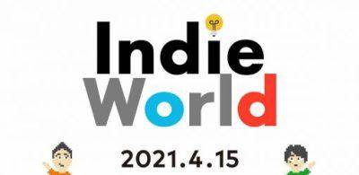 這次會發表什麼有趣的遊戲呢!?「Indie World 2021.4.15」即將播出!