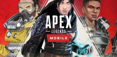 高人氣FPS「Apex英雄」即將跨足智慧手機平台!