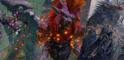 《MONSTER HUNTER RISE》免費大型更新!增加新魔物與開放獵人Rank等新要素!