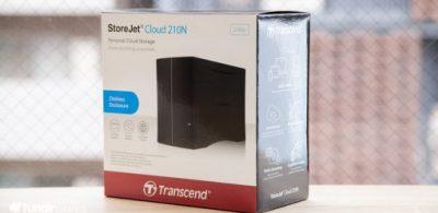 【開箱】買了Transcend的NAS StoreJet Cloud 210N!