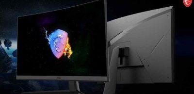 MSI 推出高 CP 值 27 吋曲面電競螢幕「Optix G27C7」