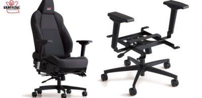 電競椅開發商「Bride」推出從真車的原版座椅取下的附屬產品「Multi Caster Pro・Yaris/GR Yaris Type」!