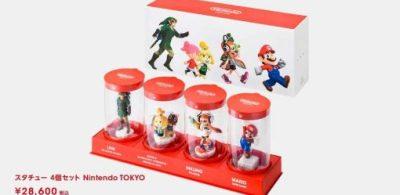 Nintendo TOKYO人氣角色公仔登場!日本各地快閃店同時販售!