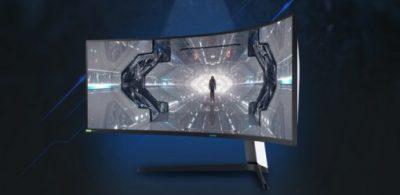 三星2020年奧德賽Odyssey G9穩坐專業電競螢幕寶座