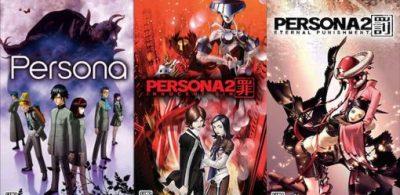 PSP 初代女神異聞錄 & 2 罪‧罰最後降價!三千日圓買三款遊戲還有找零!