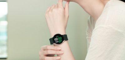 【影片】Galaxy Watch4系列動手玩-客製化設計的新世代智慧手錶體驗