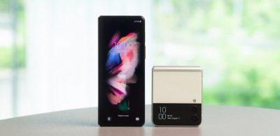 未來即刻展開!Galaxy Z Fold3︱Flip3 5G摺疊旗艦 大勢登台