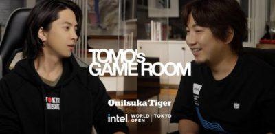 山下智久向梅原選手討教STREET FIGHTER V!第2部「TOMO'S GAME ROOM supported by Onitsuka Tiger」公開!