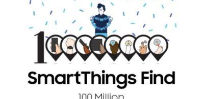 Samsung SmartThings Find邁向新里程碑!搜尋節點突破一億,同時新增裝置定位分享功能