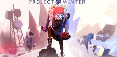 雪山密室逃脱 x 狼人殺《Project Winter》現已登陸 PS4/Switch!