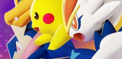 手機版 「Pokémon UNITE」 終於正式推出 ! 完成登入任務可領取特別服裝 !