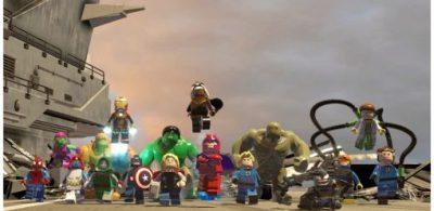 Nintendo Switch版LEGO Marvel Super Heroes 12月16日發售!