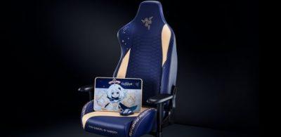 原神 x Razer 推出電競滑鼠和電競椅
