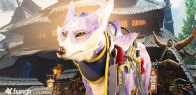 [TGS2021] 到訪Capcom《魔物獵人》展位 騎上了1比1隨從加爾克!