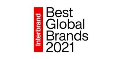 2021年Interbrand全球最佳品牌出爐 三星品牌價值穩居前五強