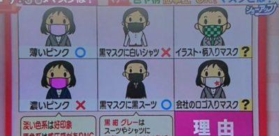 日本綜藝節目亂作的口罩禮儀 連防務大臣也回應