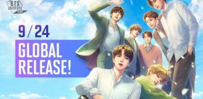 網石《BTS Universe Story》正式在全球雙平台推出