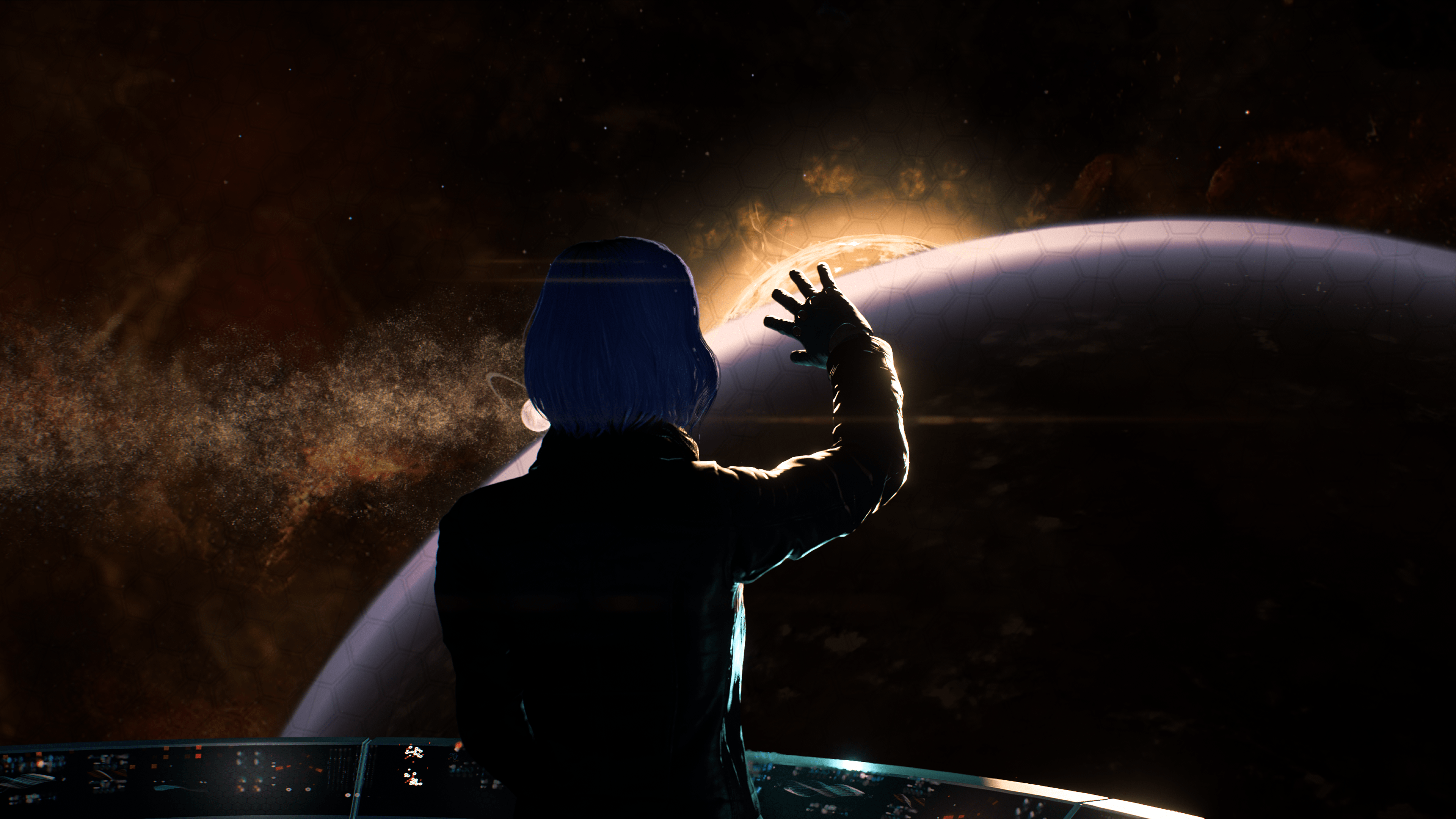 The Andromeda Conundrum