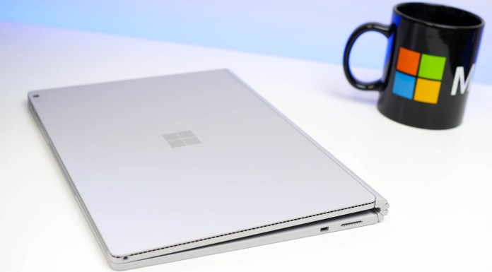 Microssoft Surface Book