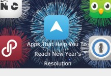 Apps That Help You To Reach New Year's Resolution