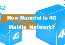 How Harmful Is 4G Mobile Network